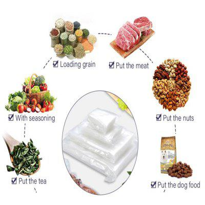 100PCS/LOT Vacuum Sealer Plastic Food Storage Bag For Sealing Machine Saver Packaging Piece Packer Bags