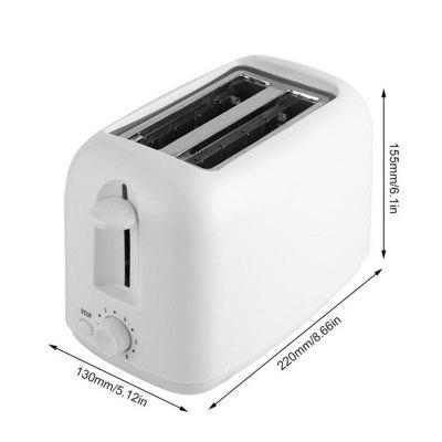 Bread Toaster Toast Machine Electric Toasters Oven Baking Household Breakfast Sandwich Fast Maker Kitchen Grill Appliances