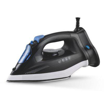 Electric Irons Household Strong Steam Spray Temperature Control Handheld Iron Ceramic Coating Plate