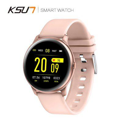 KSUN KSR908 Magic Smart Watch Heart Rate Blood Bluetooth Fitness Smartwatch For Android IOS Phone