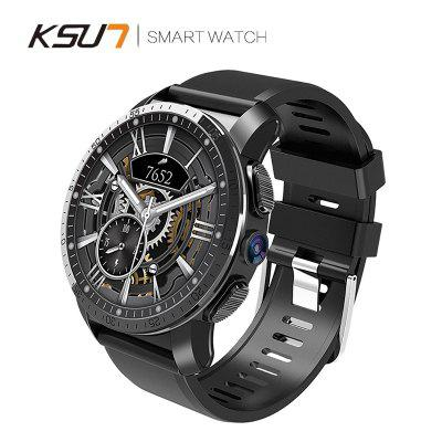 KSUN KSR907 Dual Systems 4G Android Phone 3GB 32GB 800Mah Battery 8MP Camera GPS Smart Watch Image