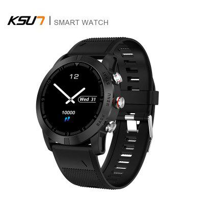 KSUN KSR903 Barato Bluetooth Android IOS Phones impermeável Touch Screen Sport Health Smart Watch