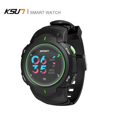 KSUN KSR704 Montres intelligentes Sport Running Watch IP68 Suivi de notification intelligent pour Android IOS