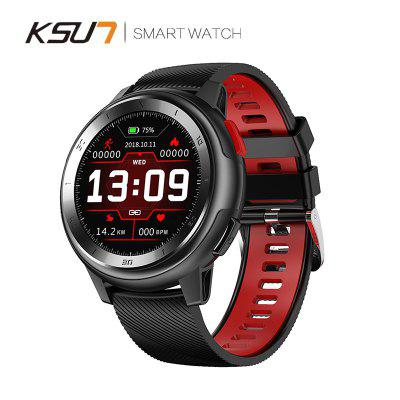 KSUN KSR913 Pulseira de relógio inteligente 20 Dial Watch Faces Fitness Tracker IP68 Bluetooth Smartwatch