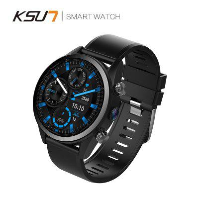 KSUN KSR915 New 4G Smart Watch Android 7.1 1GB 16GB 5MP HD Camera GPS 610Mah Waterproof Smartwatch Image