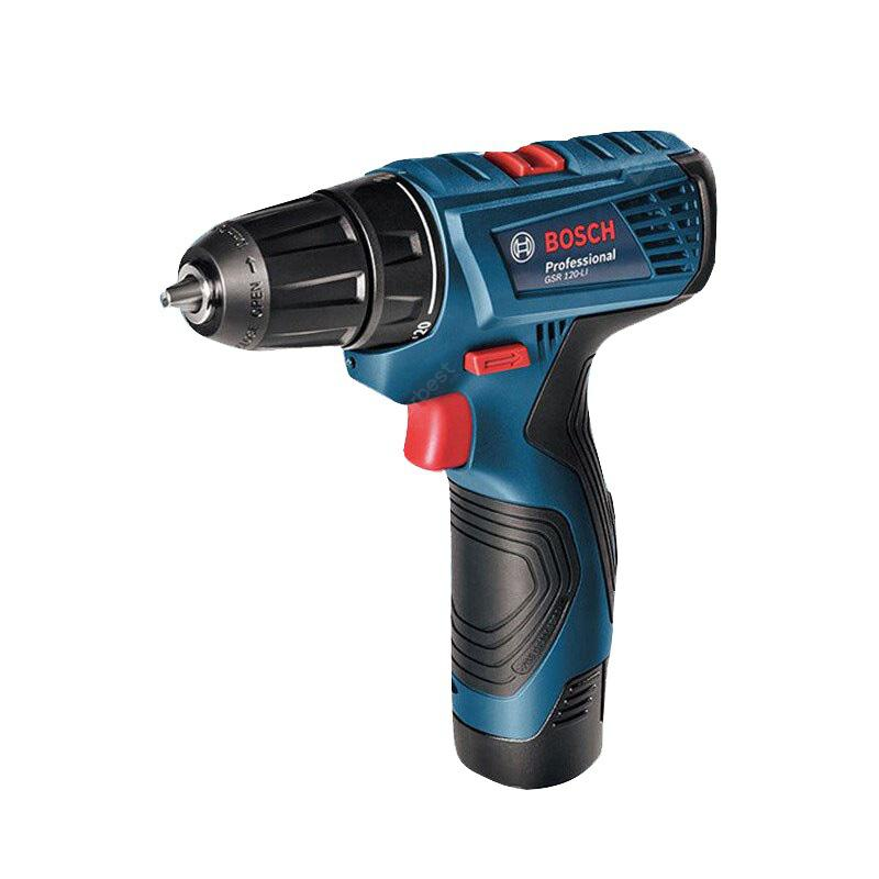 Bosch Cordless Drill Electric Screwdriver Mini Wireless Power Driver DC12V Lithium-Ion Battery