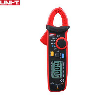 True RMS Digital Clamp Meters AC DC Current Voltage Auto Range VFC Capacitance