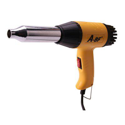 A-BF Industrial Heat Shrink Gun Digital Display Hot Air Gun Plastic Welding Torch Hot Hair Dryer