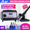 A-BF 260D High Frequency Soldering Station Digital Display 120W Industrial Welding Machine