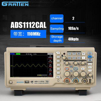 A-BF Two-channel Portable Digital Oscilloscope 200M 1G Color Screen Large Central Enterprises