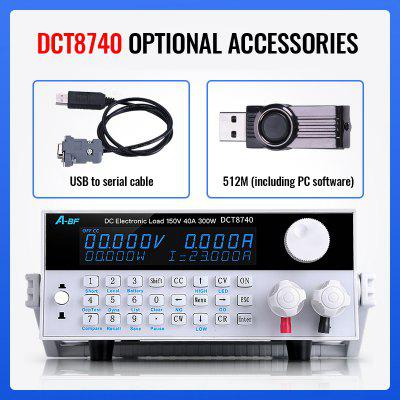 A-BF High-precision Programmable DC Electronic Load Meter Battery Internal Resistance Load Tester