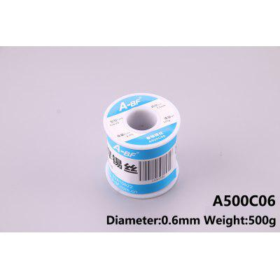 A-BF Solder Tin Wire High Brightness Non-toxic Tin Wire for Soldering 0.6mm 0.8mm 1.0mm