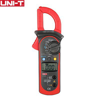 UNI-T UT202A 600A Ditgital Current Clamp Meters Diagnostic Tool NCV Test DC AC Multimeter