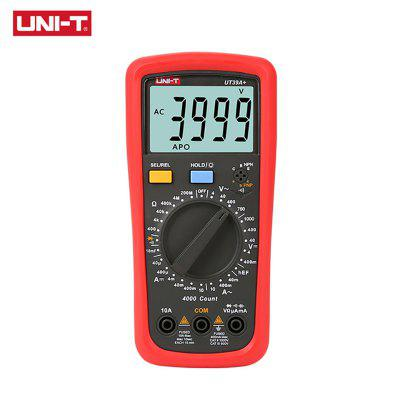 UNI-T Digital Multimeter NCV Voltage Current Tester Ohm Temperature Frequency HFE Resistance Test