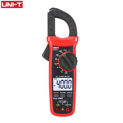 UNI-T Digital Clamp Meter Auto Range Ture RMS AC DC Current Voltage Capacitance Resistance Tester