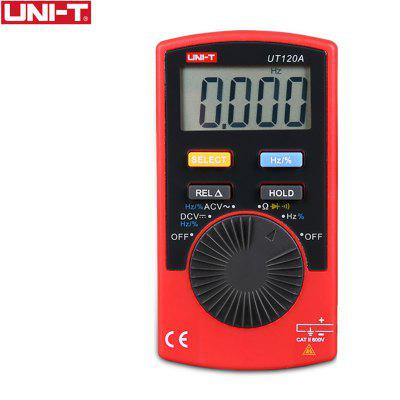 UNI-T UT120A UT120B UT120C Auto Range Pocket Size Stype Digital Multimeter Easy Carry