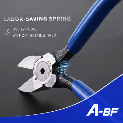 A-BF BF-A05 Outlet Forceps 6 Inch Diagonal Pliers 5 Inch Precision Model Electronic Pliers