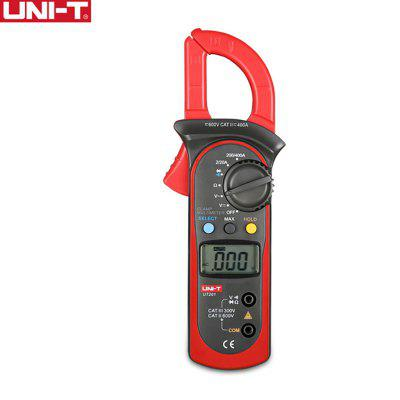UNI-T 600A AC DC Digital Clamp Meters With Temperature Test 600V Voltage Auto Range Multimeters