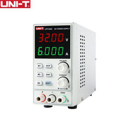 UNI-T UTP1306S DC Power Supply Single-channel 4 Digits Display Voltage Current High Precision