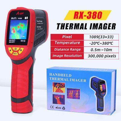 A-BF Infrared Thermal Imager Portable Handheld Digital Display High Infrared Image Resolution