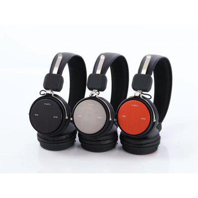 Over-Ear Wired Wireless Headphones Foldable Bluetooth 4.2 Stereo Headset With Mic For PC Mobilephone