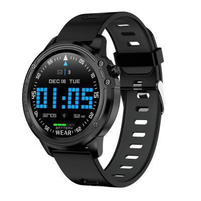 L8 Smart Watch IP68 Waterproof  SmartWatch With ECG PPG Blood Pressure Sports Fitness Watches