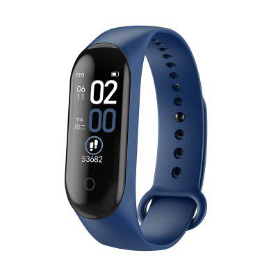 M4 Smart band Fitness Tracker Watch Heart Rate Blood Pressure Smartband Monitor Health Wristband smart watch band heart rate oxygen blood pressure fitness tracker activity sport