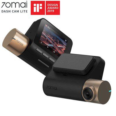 Novo Mi 70mai Dash Cam Lite 1080P Speed ​​Coordinates Modules GPS Car Cam Recorder 70mai Lite Car DVR