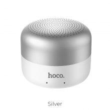 HOCO Portabel Bluetooth V5.0 Mini Speaker Nirkabel Luar Stereo Musik Surround Speaker Tahan Air