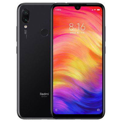 Original Xiaomi Redmi Note 7 Global ROM 4GB 64GB Smartphone With Snapdragon 660 Octa Core Image