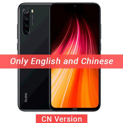 Xiaomi Redmi Global ROM Note 8 4GB 64G 48MP Quad Camera Smartphone