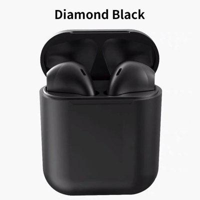 inpods 12 Wireless Bluetooth 5.0 HIFI Headphones Pop up Touch Earbuds for All Smart Phone Headset