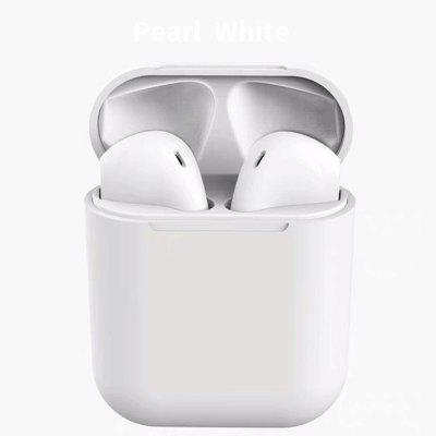 inpods 12 Cuffie wireless Bluetooth 5.0 HIFI Pop-up Touch Auricolari per tutte le cuffie per smartphone