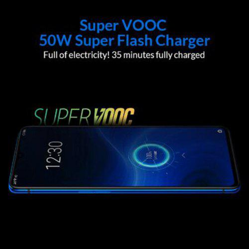 EU Version OPPO Realme X2 pro 6.5inch 64MP Snapdragon 855 plus NFC 4 camers Face ID Mobile Phone