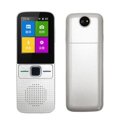 Newest T10 Offline Upgrade 137 Language Translator Real-time language translator Portable Traduttore