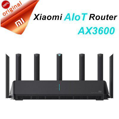 Router wireless Xiaomi AIoT AX3600 WiFi 6 5G Qualcomm A53 amplificatore di segnale esterno wireless