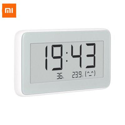 NEW Xiaomi Mijia BT4.0 Wireless Smart Electric Digital clock Indoor Hygrometer Thermometer
