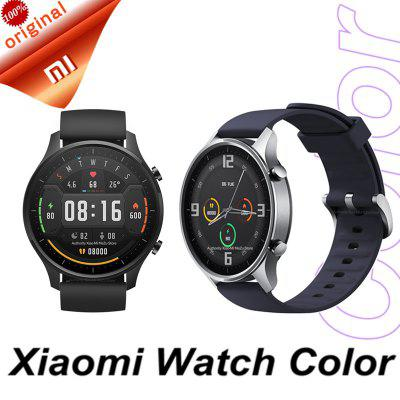 Nouveau Xiaomi Mi Smart Watch Color Version NFC 1.39 Écran AMOLED Multi-cadran Sport Fitness Heart Rate