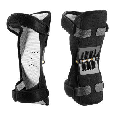 Ginocchiere Boost Joint Support Knee Pads Knee Patella Strap Power Lifts Spring Force Protezione del ginocchio