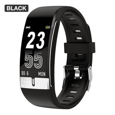 E66 Fitness Tracker Bracciale Temperatura corporea ECG Smart Bracelet Cardiofrequenzimetro Smart Watch