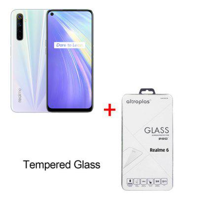 New EU Version OPPO Realme 6 6.5inch Fullscreen 4300mAh 64MP AI Quad Camera Mobile Phone Image