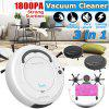 1800Pa Multifunctional Robot Vacuum Cleaner 3-In-1 Auto Rechargeable Smart Sweeping Robot Home