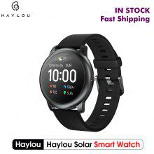 New Global Version Haylou Solar Smart Watch 12 Sports Modes IP68 waterproof from Xiaomi youpin