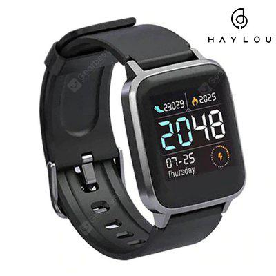 NEW Global Version New Haylou LS02 Smart Watch IP68 Waterproof 12 Sport Modes Call Reminder Bluetooth 5.0 Band