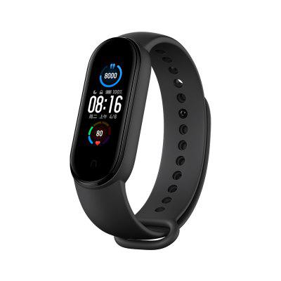 MiBand 5 Strap Wrist For Xiaomi Mi Band Bracelet Silicone Miband Miband5 NFC Correa Accessories Smart Mi5 Protector