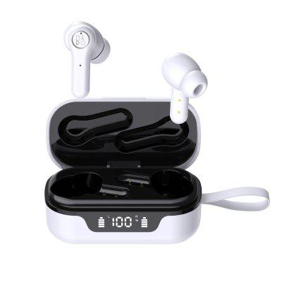 Фото - New HBQ ANC i11 Pro Hifi Wireless Bluetooth Earphone Active Noise Cancellation Headset LED Display Earbuds For Android&IOS Phone bb2 pro android 7 1 octa core tv box amlogic s912 bluetooth 4 0 streaming media player