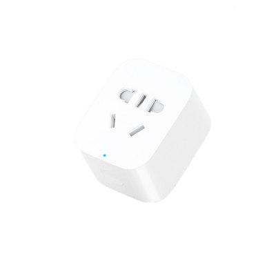 2020 New Xiaomi Mijia Smart Socket Plug 2 Bluetooth Gateway WIFI Version WiFi Wireless Remote Adaptor Power On and Off With Phone