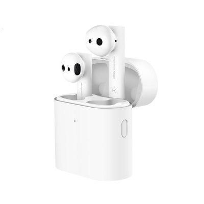 Фото - Xiaomi Airdots Pro 2 Air 2 Bluetooth Headset Wireless Earphone LHDC Tap Control Dual MIC ENC 2020 new xiaomi airdots 2 tws wireless earphone bluetooth 5 0 dsp noise reduction handsfree earbuds tap control with mic