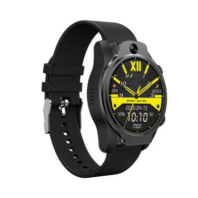 Rollme S08 True IP68 Waterproof Ceramic Bezel 8MP Dual Camera 4G Smart Watch 3G+32G GPS Glonass 3560mAh Battery Phone