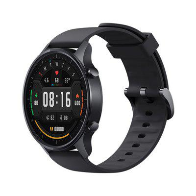 New Xiaomi Mi Smart Watch Color Version NFC 1.39 AMOLED Screen Multi-dial Sport Fitness Heart Rate Image
